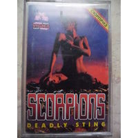 SCORPIONS deadly sting
