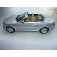 "Модель авто ""LEXUS SC 430 "".1:18. MAISTO. Made in Tailand."