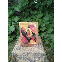 Икона Неопалимая Купина  Размер 19-25.5см