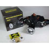 Налобный фонарь HL-W625-T6 ZOOM