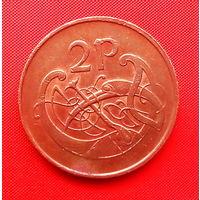 06-09 Ирландия, 2 пенса 1995 г.