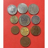 10 монет из 10 стран - 1