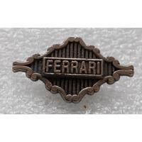 Накладка. Ferrari. Феррари #006