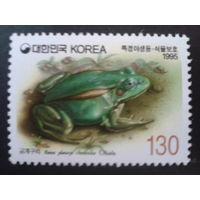 Корея Южная 1995 Лягушка