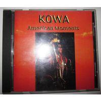 KOWA. American Moments (New age)