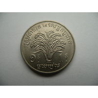 1 риель Камбоджа