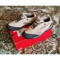 Новые натуральные кроссовки Puma