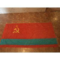Флаг Казахской ССР 160*80 см
