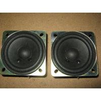 Широкополосные динамики SAMCO (Panasonic) 25W, 24 Ohm (цена за пару)