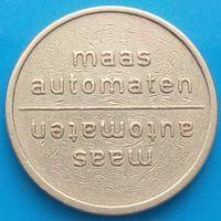 Жетон для кофейного аппарата-MAAS-Голландия