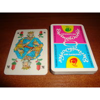 Игральные карты ГДР