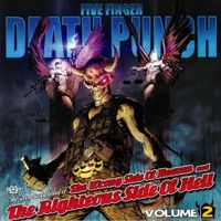 FIVE FINGER DEATH PUNCH - The Wrong Side Of Heaven & The Righteous Side Of Hell. Volume.2 //LP new