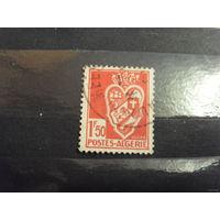 Французская колония Алжир герб (3-12)