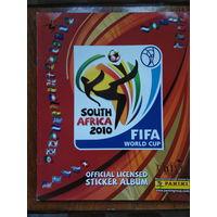 Альбом Panini reprint фабричная копия Чемпионат мира 2010