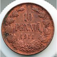 10 пенни 1911