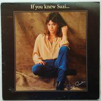 LP Suzi Quatro - If You Knew Suzi... (1979)