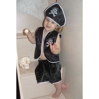 Детский костюм Пират, Пиратка и др. Разные размеры. Новый в упаковке. Распродажа!