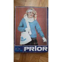 Журнал PRIOR. Чехословакия 1983-1985. 3 журнала, комплект