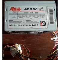 Блок питания RealPower CG 400 W