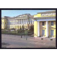 ДМПК СССР 1982  Ленинград Русский музей Росси