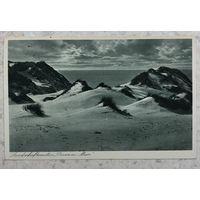 Открытка Остров Зюльт - лучший курорт германского Североморья, Германия, 1936 г.