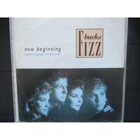BUCKS FIZZ - New Beginning 86 Polydor England NM/EX Maxi-Single