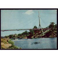 Украина Коростень Мост через реку Уж