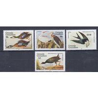 [1604] Гренада Гренадины 1985. Фауна.Птицы.
