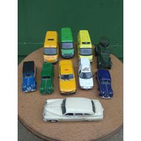 Модели автомобилей, коллекцией