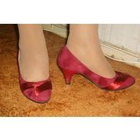 """Новые очень удобные туфли """"Аладэн"""" 37 размера"""