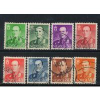 Норвегия 1958-62 Олаф V Стандарт