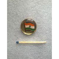 Флаг Индии фрачник магнит