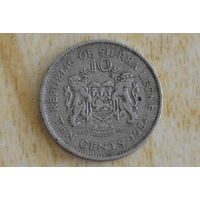 Сьерра-Леоне 10 центов 1984