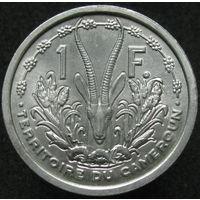 Фр. Камерун 1 франк 1948