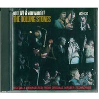 CD The Rolling Stones - Got Live If You Want It! (1986)