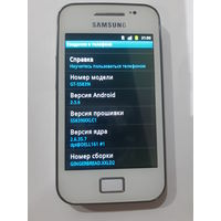 Телефон Samsung Galaxy Ace GT-S5839i