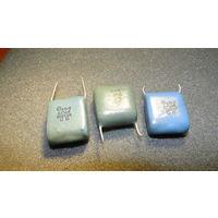 Конденсатор К73-17, 0,47мкФх630В