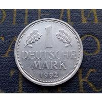 1 марка 1992 (F) Германия ФРГ #01