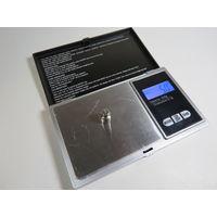 Цифровые карманные весы Professional 200г/0,01г! Новые, в Наличии!