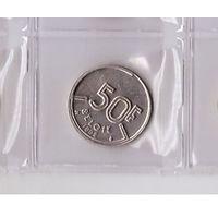 50 франков 1992 Бельгия. Возможен обмен