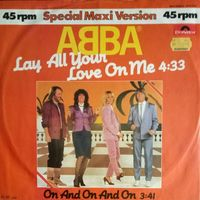 ABBA  1980, Polydor, Germany, Maxi-Single, LP, EX