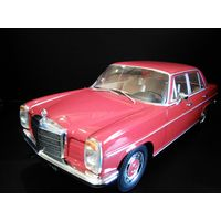 Продам MERCEDES-BENZ 220/8 W115 (1973), red производитель ModelCarGroup