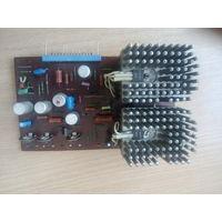Платы с рабочего магнитофона Орбита-106(полный комплект).Цена за единицу.САМОВЫВОЗ.