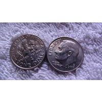 США 10 центов 2006г D. распродажа