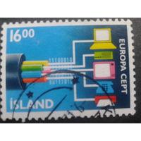 Исландия 1988 Европа