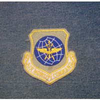 Шеврон ВВС США  Air mobility command