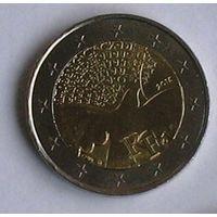 2 евро 2015 Франция  Вторая Мировая война