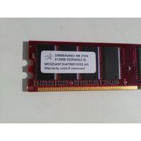 Оперативная память DDR 400, 512 MB