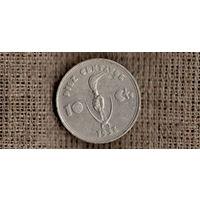 Боливия 10 сентаво 1937 //(D)