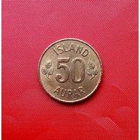 89-06 Исландия, 50 эйре 1969 г.